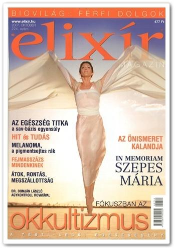 Elixír Magazin pH Csoda cikk címlap